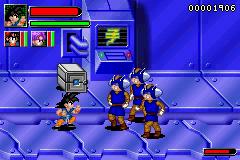Dragon Ball GT - Transformation Screenshot 2